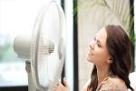 Những lưu ý về cách sử dụng quạt điện khi thời tiết nóng bức