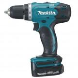 Máy khoan và vặn vít dùng pin Makita BDF343SHE