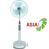 Quạt đứng có remote Asia D16013