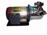 Máy bơm phun vỏ nhôm đầu Inox LJP225-1.37 26