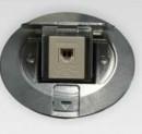 Ổ cắm âm sàn điện thoại Panasonic DU6143P