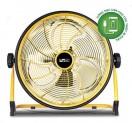 Quạt sạc tích điện AC ARF01D163 YL (Vàng đen)