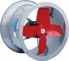 Quạt thông gió tròn Deton Motor trơn TAG 35-4