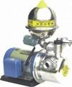 Bơm phun tăng áp vỏ gang đầu Inox HJA225-1.75 26