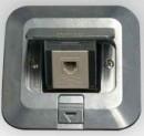 Ổ cắm âm sàn điện thoại Panasonic DU6343P