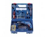 SET máy khoan động lực Bosch GSB 550 (122 chi tiết XL)