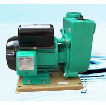 Bơm cấp nước lưu lượng lớn, tự mồi Wilo PU-1500G 2HP