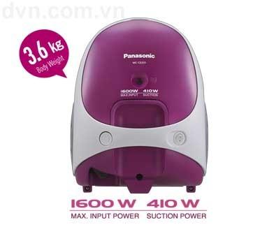 Máy hút bụi Panasonic MC-CG331RN46