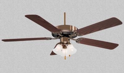 Quạt trần trang trí Minka Aire Contractor- F647-AB
