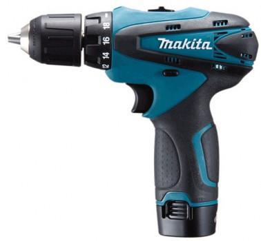Máy khoan và vặn vít dùng pin Makita DF330DWE