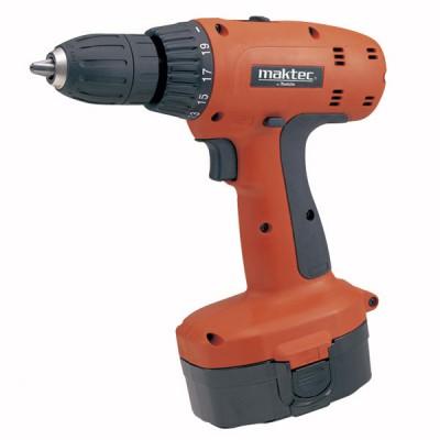 Máy khoan và vặn vít dùng pin Maktec MT065SK2N