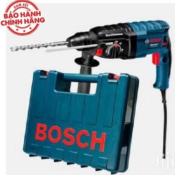 SET Máy khoan búa Bosch GBH 2-20 DRE (kèm phụ kiện)