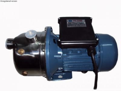 Bơm Hút Sâu, Đẩy Cao, Đầu INOX JS100 (750 W)