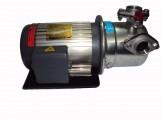 Máy bơm phun vỏ nhôm đầu Inox LJP225-1.37 26T