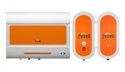 Máy nước nóng gián tiếp Ferroli DUETTO ME 30L