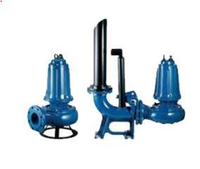 Bơm chìm nước thải công nghiệp DMT 750-4
