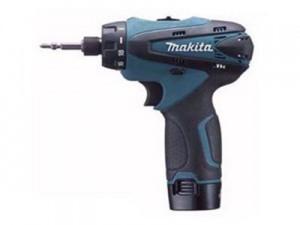 Máy khoan và vặn vít dùng pin Makita DF030DWE