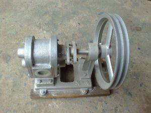 Buly trợ bơm đầu Inox Phốt Amiăng A06CS1-040