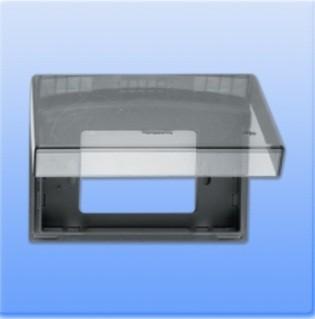 Mặt ổ cắm đôi 3 chấu Panasonic WEG8981