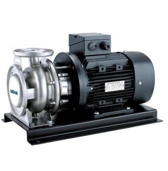 Bơm ly tâm trục ngang đầu inox CNP ZS50-32-200/5.5
