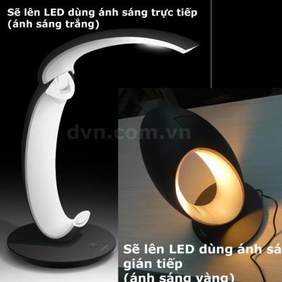 Đèn bàn LED Panasonic 2 chức năng SQ-LE530