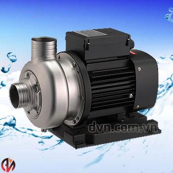 Bơm nước thải trục ngang đầu INOX APP SWO-220T 2HP 380V