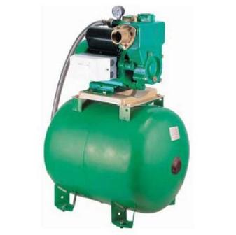 Bơm tăng áp tự động tích hợp bình áp Wilo PW-750LEA